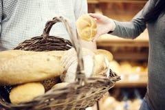 Fresh bakes bread royalty free stock photo
