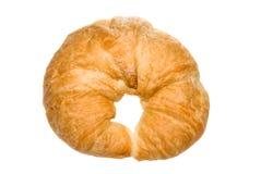 Fresh bakes croissant Stock Image