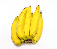 Fresh banana Royalty Free Stock Photos