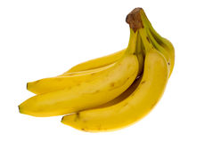 Fresh banana Stock Photo
