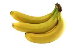 Fresh Banana. Isolated on white background Stock Image