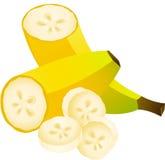 Fresh Banana Stock Photography