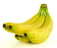 Fresh Bananas Stock Photos