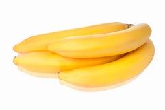 Fresh bananas Stock Images