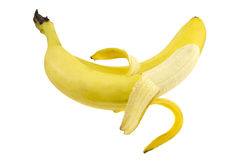 Fresh bananas. Royalty Free Stock Photo