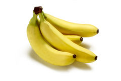 Fresh bananas Royalty Free Stock Photo