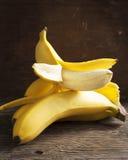 Fresh bananas Royalty Free Stock Photography