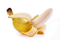 Fresh bananas Royalty Free Stock Photo
