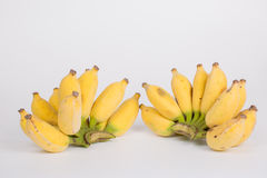 Fresh bananas Royalty Free Stock Image