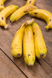 Fresh bananas Royalty Free Stock Images