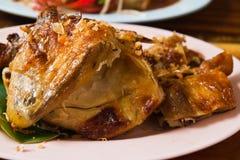 Fresh barbecue chicken Stock Image