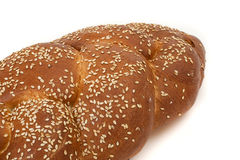 Fresh batch. Bread and rolls Stock Photography