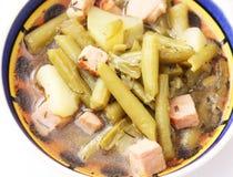 Fresh bean stew Royalty Free Stock Image
