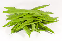 Fresh beans Royalty Free Stock Photos
