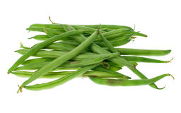 Fresh beans Stock Photo