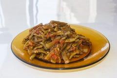 Fresh beans turkish cuisine. Background unit isolate stock images
