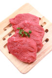 Fresh beef Stock Images