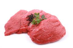 Fresh beef Royalty Free Stock Photo