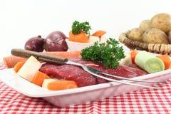 Fresh Beef Stock Photo