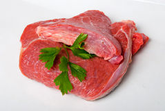 Fresh beef Royalty Free Stock Images