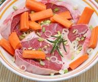 Fresh beef Stock Image