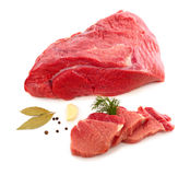 Fresh beef Stock Image