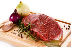 Fresh beef Royalty Free Stock Photography