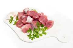 Fresh beef meat Royalty Free Stock Image