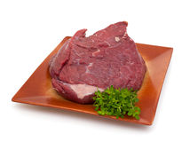 Fresh beef meat Royalty Free Stock Photos