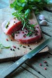 Fresh beef meat Royalty Free Stock Images