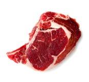 Fresh Beef Ribeye Steak royalty free stock photos
