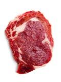 Fresh Beef Ribeye Steak Stock Photos