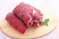 Fresh beef Royalty Free Stock Photo