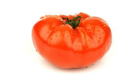 Fresh beef tomato Royalty Free Stock Images