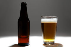 Fresh beer Royalty Free Stock Photo