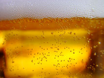Fresh beer royalty free stock photos