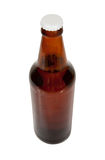 Fresh beer bottle Royalty Free Stock Photos