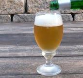 Fresh beer Royalty Free Stock Image