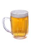 Fresh beer isolated Stock Image