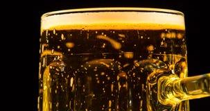 Fresh Beer stock footage