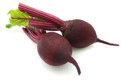 Fresh beet Royalty Free Stock Photos