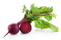 Free Fresh Beetroot Isolated On White Background Royalty Free Stock Images - 75172819