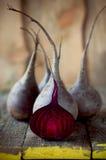 Fresh beetroot. Stock Photo