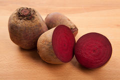 Fresh beetroots Royalty Free Stock Image