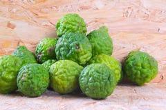Fresh bergamots Royalty Free Stock Photo