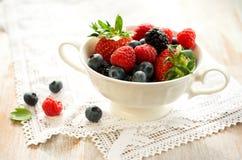 Fresh berries Stock Photo