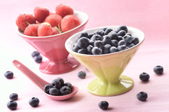 Fresh berries Royalty Free Stock Image