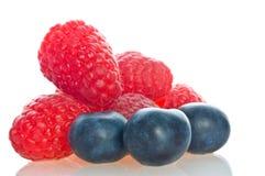 Fresh berries Stock Photos