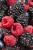 Fresh berries, close-up Royalty Free Stock Images