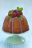Fresh berries tart Stock Images